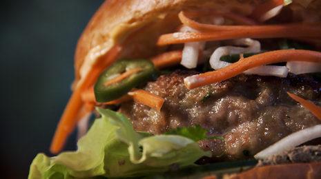 Bahn Mi burger CU